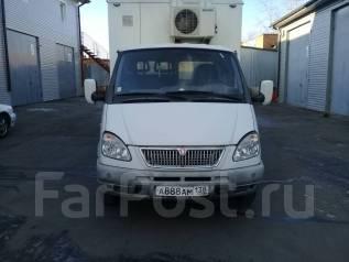 ГАЗ. Продается грузовой фургон, 2 890 куб. см., 3 500 кг.