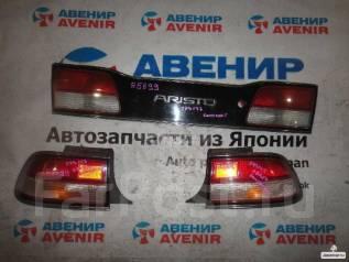 Планка под фонарь. Toyota Aristo