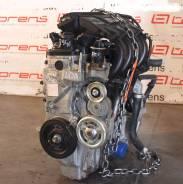Двигатель в сборе. Honda Fit Двигатель LDA