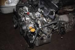 Двигатель в сборе. Subaru Impreza, GG2 Двигатель EJ15