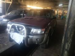 Nissan Patrol. Y61, ZD30DDTI