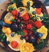 Букеты из фруктов/подарки/наборы