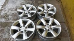 Lexus. 7.5x18, 6x139.70, ET25, ЦО 106,1мм.