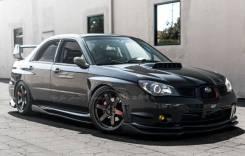 Порог пластиковый. Subaru Impreza WRX, GDG, GD, GDA, GDB, GD9 Subaru Impreza WRX STI, GD, GDB Subaru Impreza, GD, GD4, GD9, GDD, GDB, GDA. Под заказ