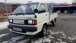Toyota Lite Ace. Грузовик бензин, механика, 4 вд., 1 800 куб. см., 1 000 кг.