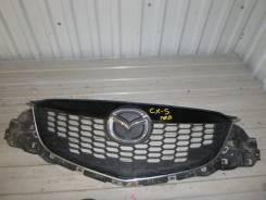 Решетка радиатора. Mazda CX-5, KE, KE5FW, KEEFW, KE2FW, KE5AW, KE2AW, KEEAW Двигатели: PEVPS, PYVPS, SHVPTS