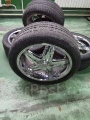 Комплект колес 305/40 R22 литье Zinik, реина Pirelli Scorpion. 9.5x22 6x139.70 ET15