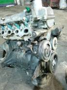 Двигатель в сборе. Toyota Vitz, SCP10 Двигатель 1SZFE