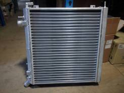 Радиатор охлаждения двигателя. Bobcat S630