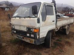 Кабина. Toyota ToyoAce, LY60, LY61 Toyota Dyna, LY60, LY61