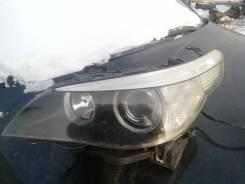 Фара левая с креплением BMW 5-Series