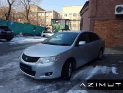 Toyota Allion. Без водителя