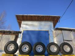 Mickey Thompson. 8.0x16, 6x139.70, ET-12, ЦО 110,0 мм.