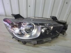 Фара. Mazda CX-5, KE, KE5FW, KEEFW, KE2FW, KE5AW, KE2AW, KEEAW Двигатели: PEVPS, PYVPS, SHVPTS