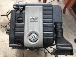 Двигатель в сборе. Audi TT Volkswagen Golf Двигатель BWA