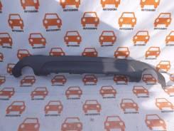 Накладка заднего бампера BMW X1