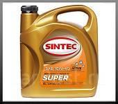 Sintoil. Вязкость 10W-40, полусинтетическое