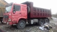 Howo. Самосвал ZZ3327 2011 с работой/обмен/евро2, 9 800 куб. см., 32 000 кг.