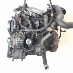 ДВС (Двигатель) Peugeot 406 2000 г. Дизель 2.0л Турбо (RHW, DW10ATED)