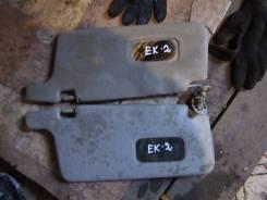 Кронштейн козырька солнцезащитного. Honda Civic, EK2