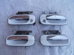 Ручка двери внешняя. Nissan Sunny, B15, FNB15, QB15, FB15, SB15, JB15