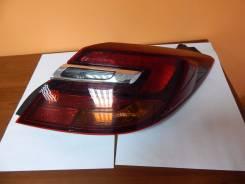 Стоп-сигнал. Opel Insignia, A Двигатели: A28NER, A20NFT, A20DTH, A16LET, A18XER, A28NET, A20NHT