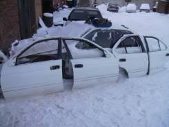 Дверь боковая. Nissan Sunny, FNB15, B15, QB15, FB15, SB15, JB15