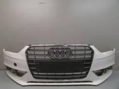 Бампер. Audi A4, 8K2/B8, B6, B5, 8K5/B8, B9 Двигатели: CDNC, CAEB, AWX, APR, CNCD, AFB, AVF, CMUA, CJCD, AQD, AVJ, DETA, CGLC, AVB, CYRB, CKVC, CJEB...