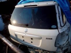 Дверь багажника. Suzuki Fronte Suzuki SX4, YC11S, YA11S, YB11S, YB41S, YA41S