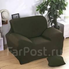 Чехол для мягкой мебели на кресло, наволочка 40*40 см в Подарок. Под заказ