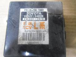 Блок управления свечами накала. Toyota Hiace, LH176, LH172K, LH166, LH172V, LH174, LH164, LH172, LH178V Toyota Regius Ace, LH172V, LH168V, LH162, LH17...