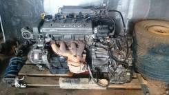 Двигатель в сборе. Toyota Carina, AT170, AT170G Toyota Corolla Двигатель 5AFE