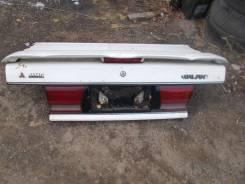 Багажный отсек. Mitsubishi Galant, E37A, E35A, E32A, E39A, E38A, E33A, E34A Двигатели: 4G67, 4G37, 4D65, 4G63, 4D65T
