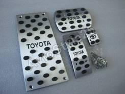 Накладка на педаль. Toyota Camry, ACV40, AHV40, ASV40, ASV50, AVV50, CV40, GSV40, GSV50, SV40 Toyota Tundra Toyota Highlander