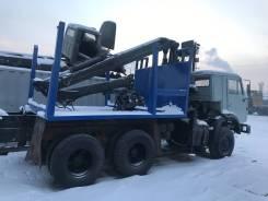 Камаз. с гидроманупулятором, 3 000 куб. см., 5 000 кг.