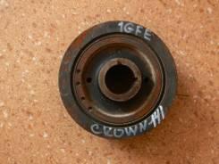 Шкив коленвала. Toyota Crown Двигатель 1GFE