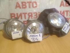 Фара противотуманная. Mazda: Mazda3, Atenza, CX-5, CX-7, Premacy, RX-8, Demio, MPV Двигатели: ZJVE, ZYVE, L3DE, FSDE, AJDE, AJ, FS, L3, GYDE, GY