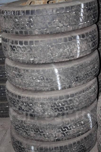 Bridgestone M840. Всесезонные, 2006 год, износ: 5%, 6 шт
