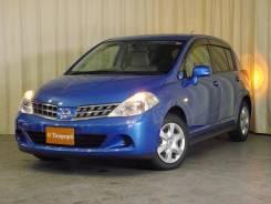 Nissan Tiida. автомат, передний, 1.5, бензин, 7 500 тыс. км, б/п, нет птс. Под заказ