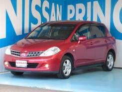 Nissan Tiida. автомат, передний, 1.8, бензин, 15 000 тыс. км, б/п, нет птс. Под заказ