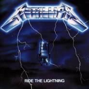 Metallica. Ride The Lightning [Vinyl /фирм. ] Германия.