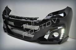Обвес кузова аэродинамический. Toyota Land Cruiser Prado, GRJ150W, TRJ150, GRJ150, GDJ150L, GDJ151W, GDJ150W, TRJ150W, GRJ151, KDJ150L, GRJ150L, GRJ15...