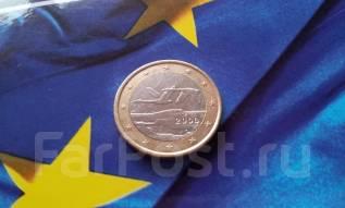 Финляндия. 1 Евро 2000 года.