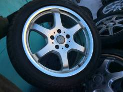 Bridgestone Erglanz. 7.0x17, 5x114.30, ET45, ЦО 72,6мм.