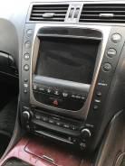 Дисплей. Lexus GS350, GRS191 Lexus GS300, GRS191 Lexus GS450h, GWS191 Lexus GS430, GRS191