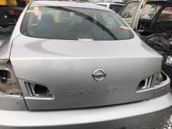 Крышка багажника. Nissan Skyline, HV35, NV35, PV35, V35 Двигатели: VQ25DD, VQ30DD, VQ35DE