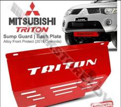Защита двигателя. Mitsubishi L200, KB4T Двигатели: 4D56, HP. Под заказ
