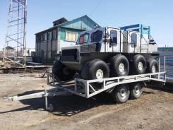"""Странник 010. Продаётся снегоболотоход """"Странник-010"""", 1 600 куб. см., 700 кг., 1 100,00кг."""