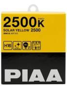 Лампа накаливания PIAA BULB SOLAR YELLOW 2500K HY111 (H16) /