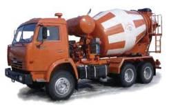 Камаз. Продается Автобетоносмеситель абс-581462 на шасси , 11 760 куб. см., 6,00куб. м.